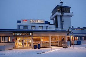 Location de voiture Aéroport de Alta
