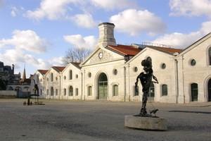 Alquiler de coches Angoulême