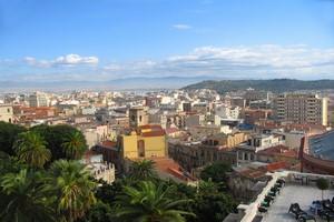 Location de voiture Cagliari
