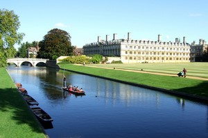 Leiebil Cambridge