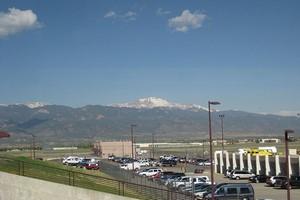 Location de voiture Aéroport de Colorado Springs