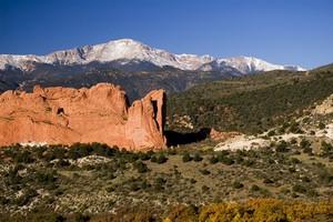 Location de voiture Colorado Springs
