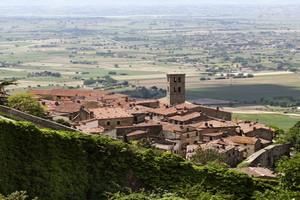 Location de voiture Cortona
