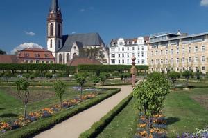 Location de voiture Darmstadt