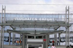 Location de voiture Aéroport de Erfurt