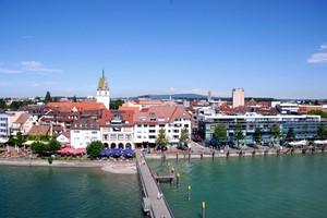 Location de voiture Friedrichshafen