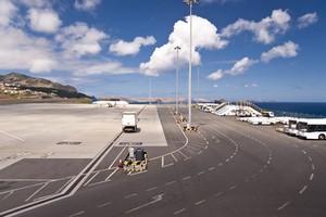 Location de voiture Aéroport de Funchal