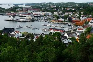 Location de voiture Grimstad