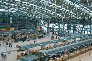 Location de voiture Aéroport de Hambourg