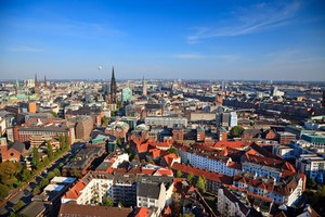 Location de voiture Hambourg