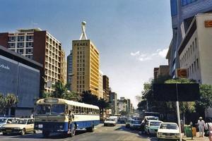 Leiebil Harare
