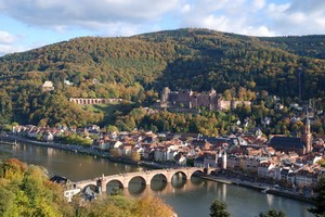 Location de voiture Heidelberg