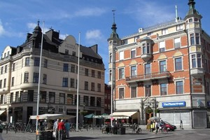 Location de voiture Linköping