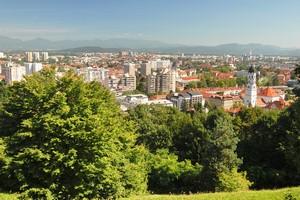 Location de voiture Ljubljana