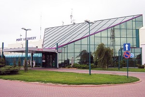 Leiebil Lodz Lufthavn