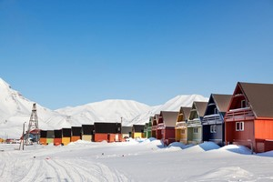 Location de voiture Longyearbyen