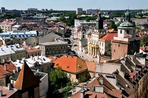 Leiebil Lublin
