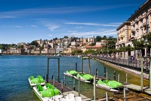 Location de voiture Lugano