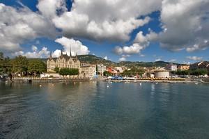 Leiebil Montreux