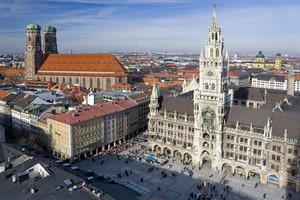 Location de voiture Munich