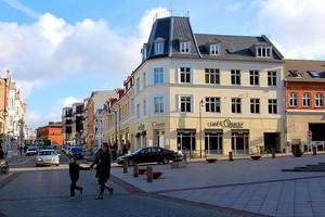 Location de voiture Næstved