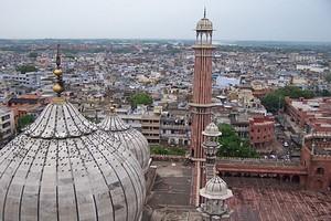 Location de voiture New Delhi