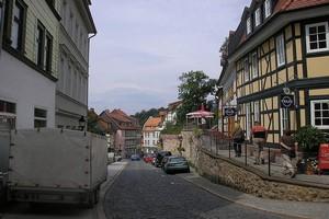 Location de voiture Nordhausen