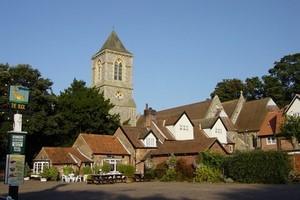 Leiebil Norwich