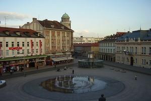 Location de voiture Osijek