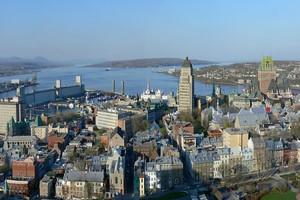 Leiebil Quebec