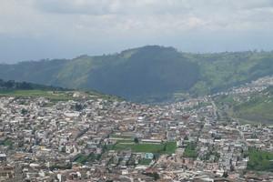 Leiebil Quito