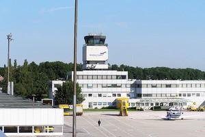 Aéroport de Salzbourg
