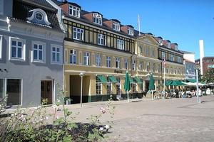 Location de voiture Silkeborg
