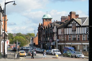 Location de voiture Stoke