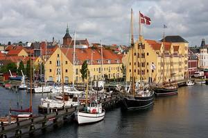 Alquiler de coches Svendborg