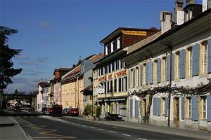 Leiebil Yverdon Les Bains